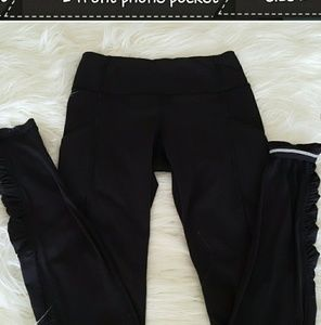 Lululemon speed tights sz 2 luxtreme 28""